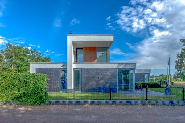architectuur villa twente foto van www.linesareeverywhere.com