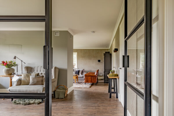 architectuur villa twente door Nijhoff Architecten; foto van www.linesareeverywhere.com