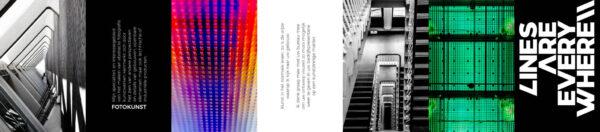 Abstracte fotokunst van www.linesareeverywhere.com